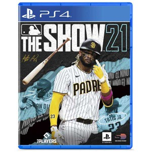 PS4 MLB the SHOW 21 주문예약